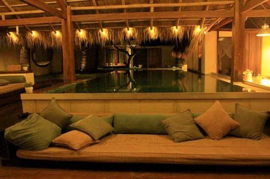 Green Organic Villas : private pool