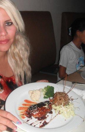 All Ritmo Cancun Resort & Waterpark: yo comí pato....