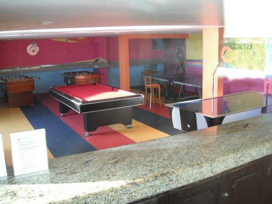All Ritmo Cancun Resort & Waterpark: área de juegos