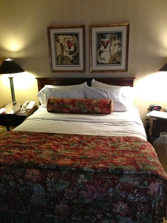 Mayflower Park: deluxe room