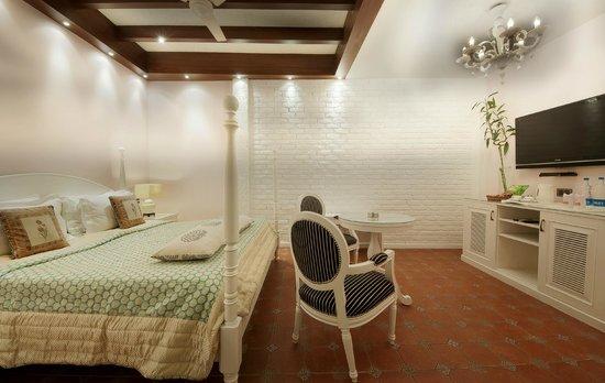 Hotel Ajanta: Siute