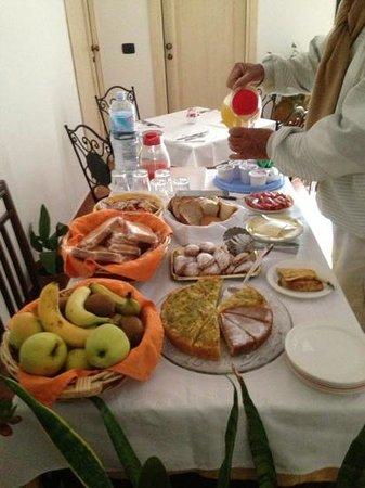 Kerkent: great breakfast