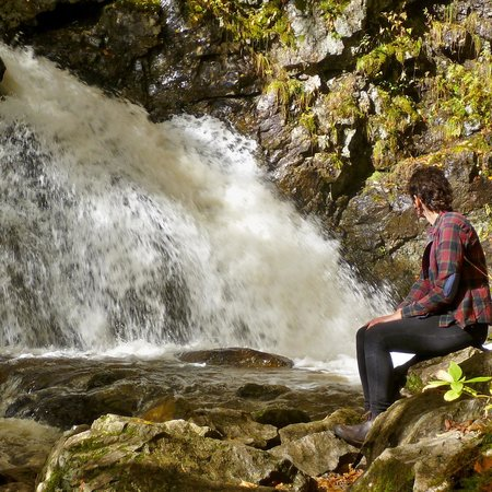Uisage Ban Falls