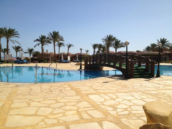 SENTIDO Oriental Dream Resort: piscina principale