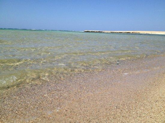 SENTIDO Oriental Dream Resort: spiaggia