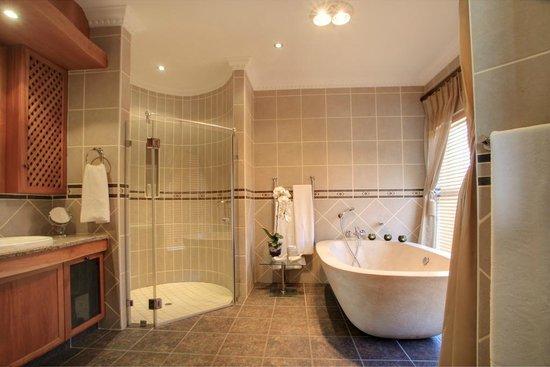 African Oceans Manor on the Beach: Suite 7 bathroom