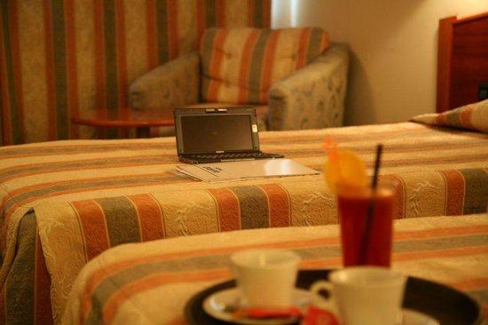 Orbita Hotel: twin