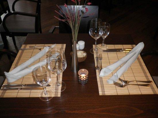 Tischdeko Picture Of Vineta Restaurant Stralsund Tripadvisor