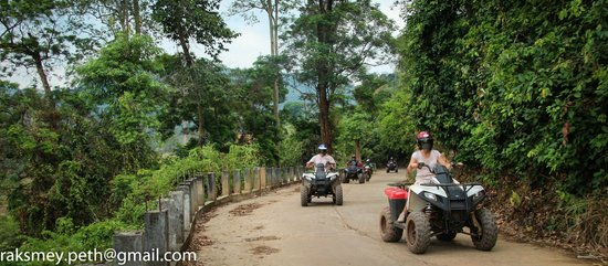 ‪Siem Reap Quad Bike Adventure ATV Tours‬