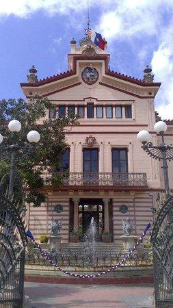 Olivella, إسبانيا: Acces principal