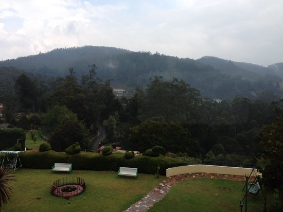 Gem Park-Ooty: A view from the Room