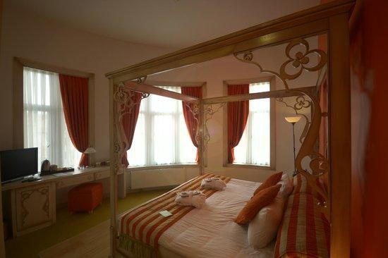 Adamar Hotel: Deluxe Room