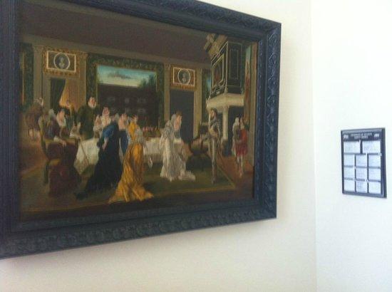 Hotel Edouard VII : Номер