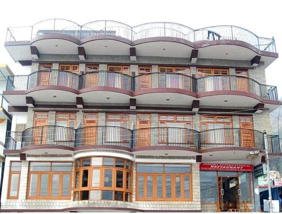 Good place to stay review of hotel ashoka international - Hotels in dharamshala with swimming pool ...