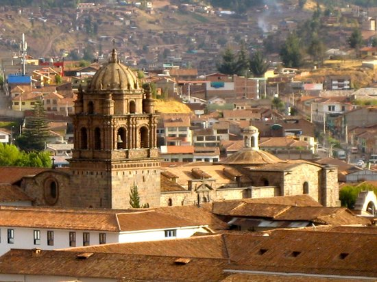 Pantastico Bed & Bakery: Cusco 8.2012