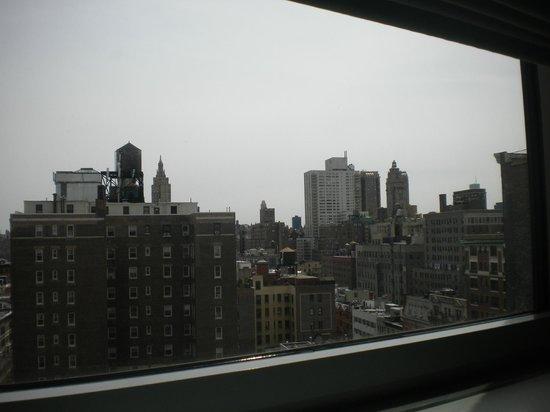 Hotel Beacon: vue du 15 ième étage
