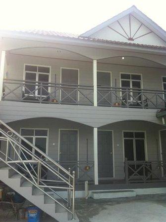 Suhaila Palace : bygningen