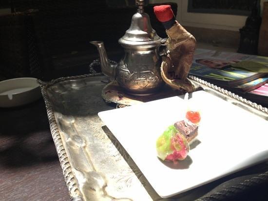 Dar Hanane: tea & sweets