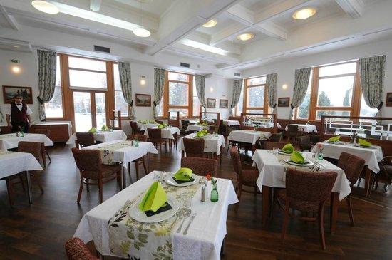 Wellness Resort Energetic: Restaurant