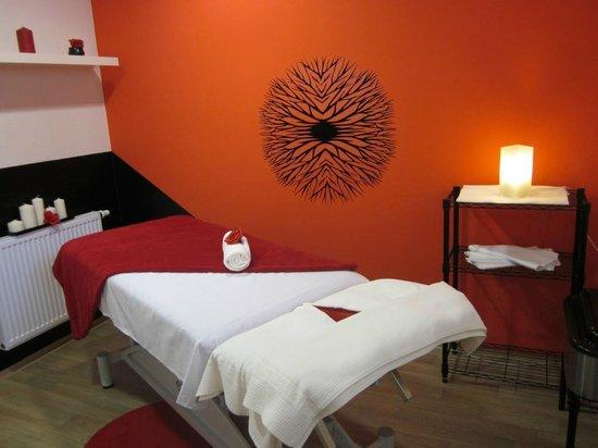 Wellness Resort Energetic: Massage room