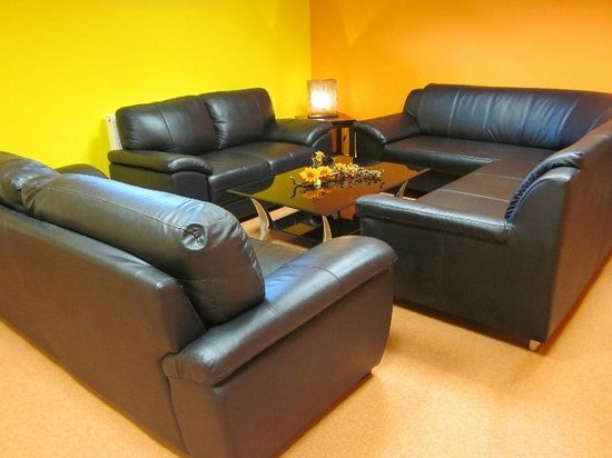 Wellness Resort Energetic: Resting area