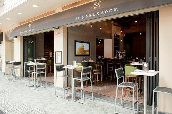 The News Room Diner