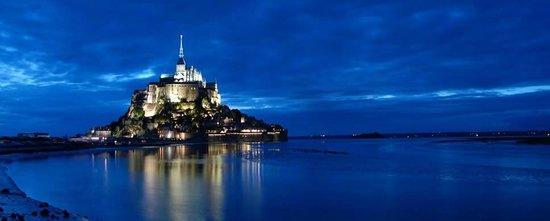 Le Gue du Holme: Le Mont-Saint-Michel