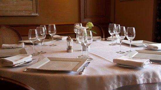 Le Gue du Holme: Restaurant gastronomique