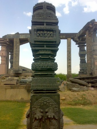 Warangal Fort照片