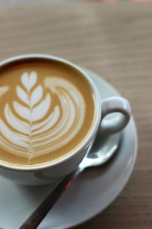 Cup: Specialty coffee