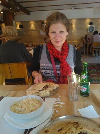 Petica Cevabzinica : The ćevapi are very tasty