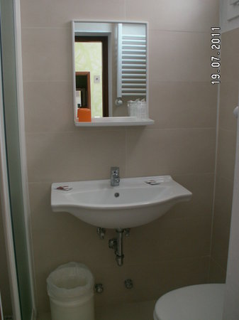 Bagno con Box - Picture of Fabbri\'s Hotel, Cesenatico - TripAdvisor