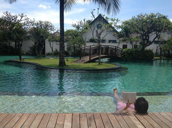 The Samaya Bali Seminyak: Villa main pool