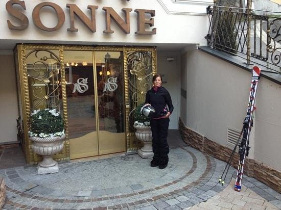 Hotel Sonne : SONNE