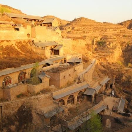 Qikou Scenic Area : lijiashan