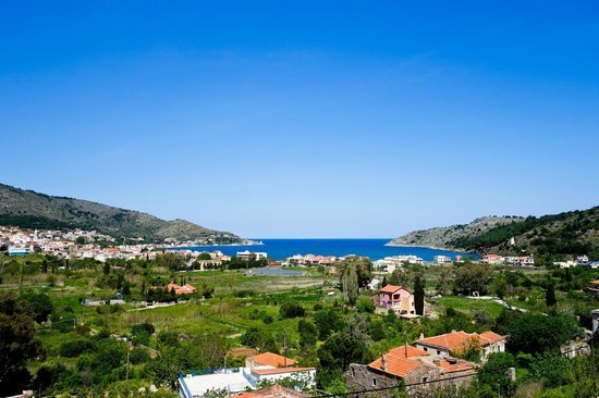 Ai Yannis Suites and Apartments Hotel: view from the suite