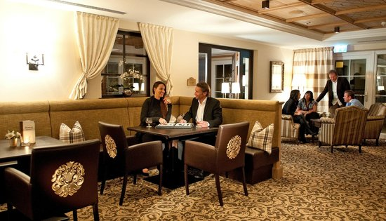 Hotel Bismarck: Spielbereich bei Bar