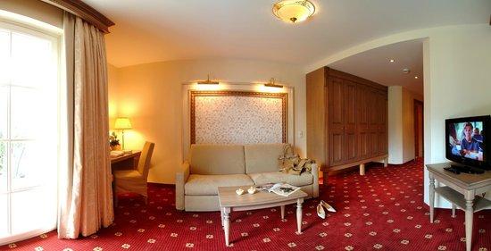 Hotel Bismarck: Wohnbereich Fürstenhaus de Luxe