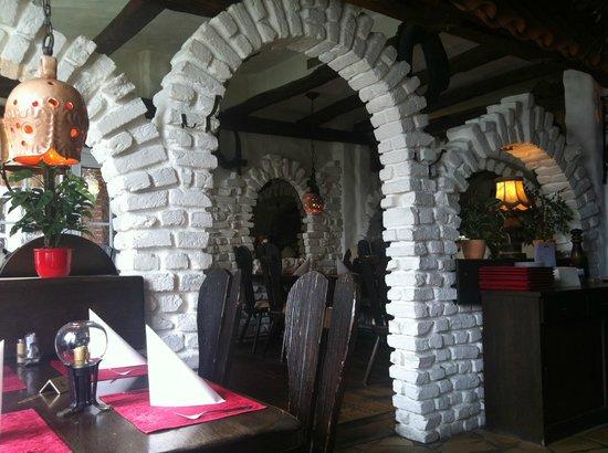 Restaurant Kaiserhof: architettura del locale