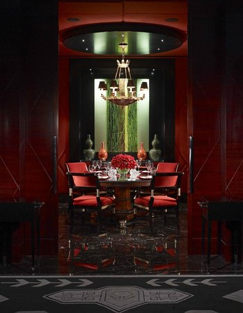 Amaranto Private Dining Room - Picture of Amaranto Restaurant ...