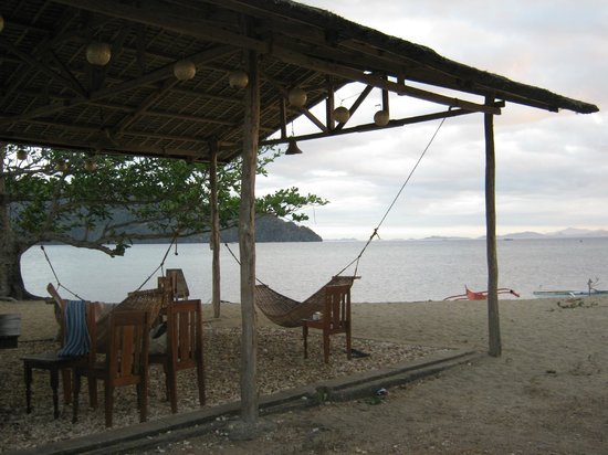 Balinsasayaw Resort: Hammocks