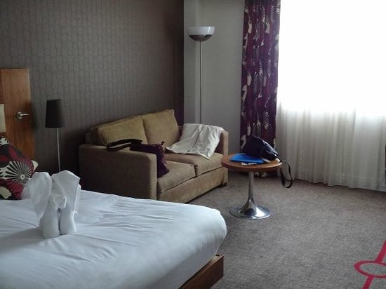 Hilton Dartford Bridge: Room