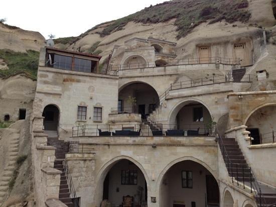 Vezir Cave Suites: vezir