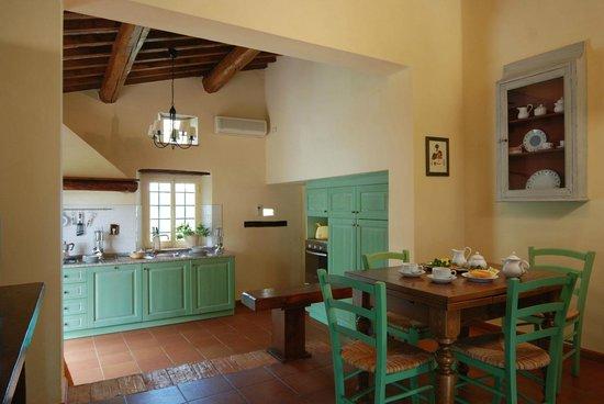 Serristori Country: Cucina Rovo
