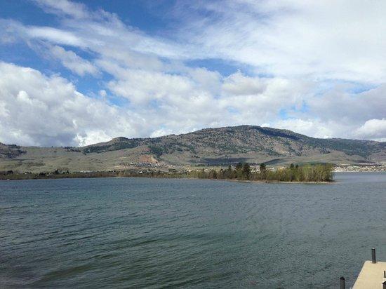 والنات بيتش ريزورت: This is the view from the deck