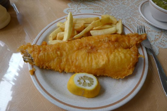 Ray´s 1 chppy: fish & chips