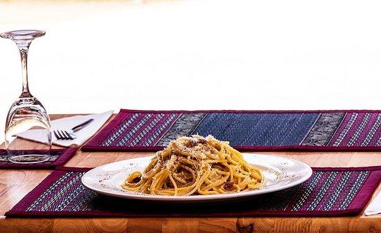 Pasta a Go Go : Spaghetti alla Carbonara
