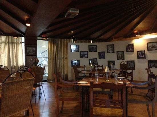 History Restaurant: Интерьер