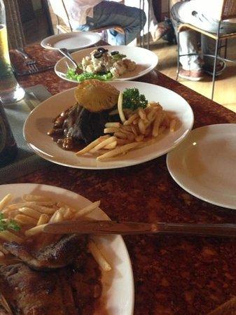 History Restaurant: свинина