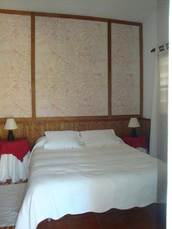 Hotel La Seguiriya: Inside our room.